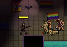 You 'win' a horrific new video game by shooting LGBTQ people in a nightclub