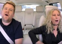 Barbra Streisand's Carpool Karaoke ride is everything you hoped it would be