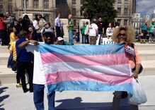 What does last night's election mean for the trans community?