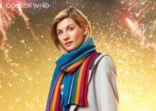 Is Doctor Who starting 2019 by coming out?