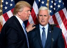 Mike Pence insults LGBTQ people at White House World AIDS Day ceremony