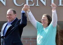 Lawbreaking anti-gay county clerk Kim Davis loses reelection