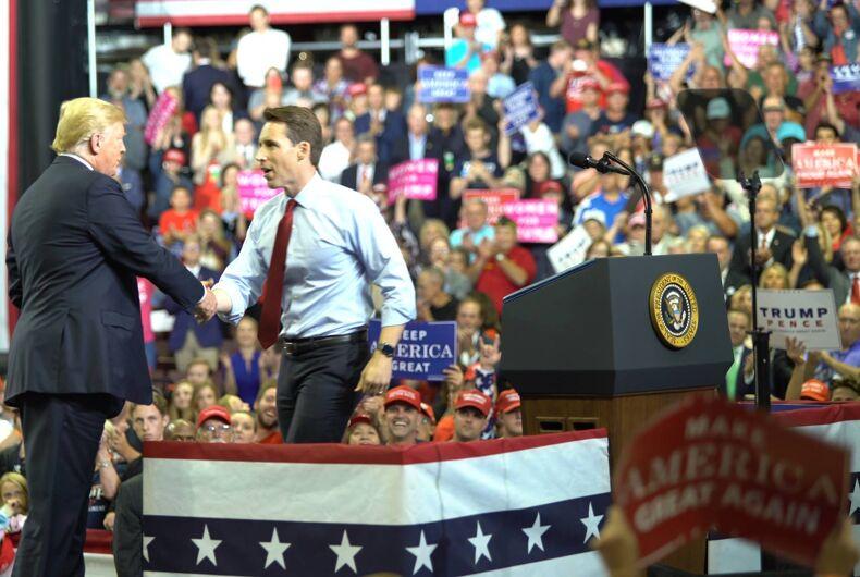 A religious right poster boy wins Missouri's U.S. Senate race