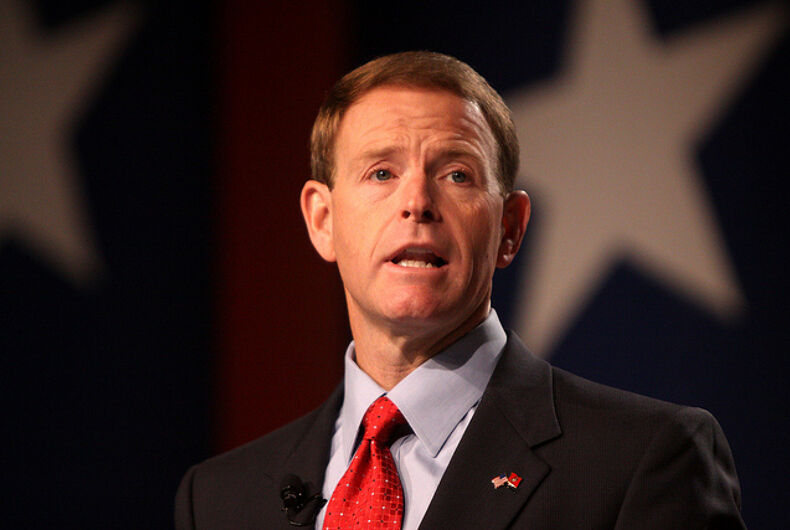 President of the Family Research Council, Tony Perkins
