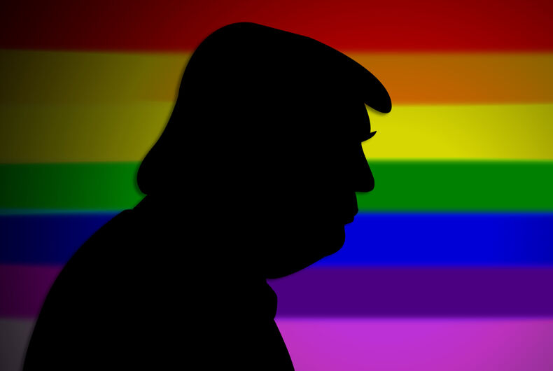 Dozens of major companies just warned Trump not to mess with transgender rights
