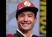 Actor Ezra Miller says he doesn't identify as a man or a woman