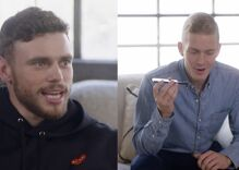 Gus Kenworthy helps a student come out in a video that will give you the feels
