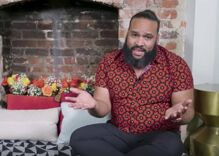 The host of 'Kikis With Louie' wants to engage with LGBTQ youth