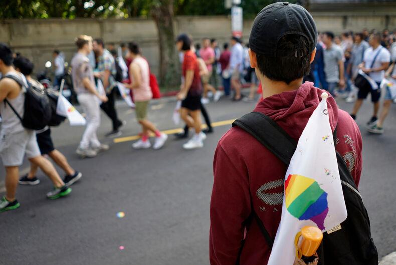 LGBTQ rights in Taiwan