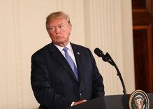 "Donald Trump expands ban on anti-discrimination training because it causes ""discomfort"""