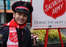 Here's a voucher you can drop in a Salvation Army bucket to stand up for LGBTQ rights