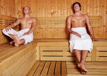 Gay sauna ejects trans man because a customer complained a 'woman' was using the facility