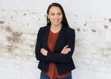 Out Congresswoman Sharice Davids wins reelection