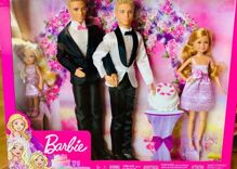 Is Barbie about to make a same-sex wedding doll set?