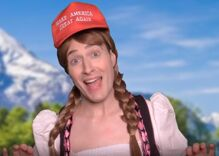 Randy Rainbow knows all about Trump's 'favorite things'