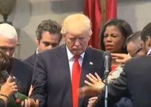Trump had a 'prophet' secretly anoint every White House door with olive oil to ward off demons