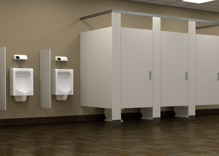 A school official tried to force a trans boy to use a urinal in front of him to 'prove' he's a boy