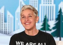 Ellen is America's most admired LGBTQ person