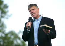 """Franklin Graham praises GOP Lt. Governor for telling """"the truth"""" that LGBTQ people are """"filth"""""""