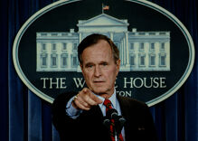 Bush should've been jailed rather than canonized on LGBTQ and HIV issues