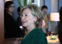 Hillary Clinton personally wrote an 8-year-old girl who ran for class president & lost