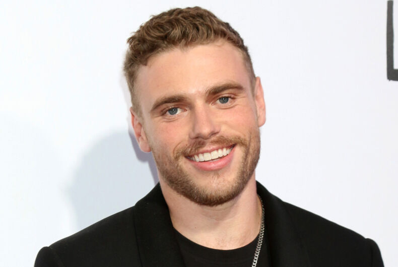 Gus Kenworthy at the