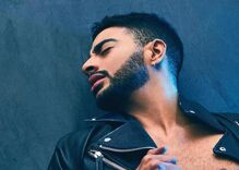 Trans male model Laith Ashley speaks about transphobia in the modeling industry