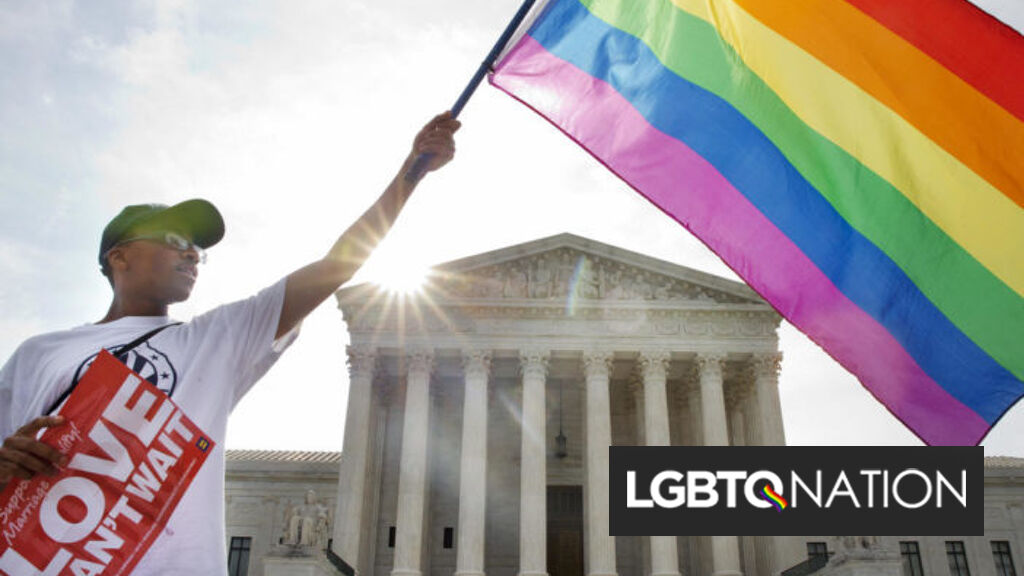 LGBTQ Nation cover image