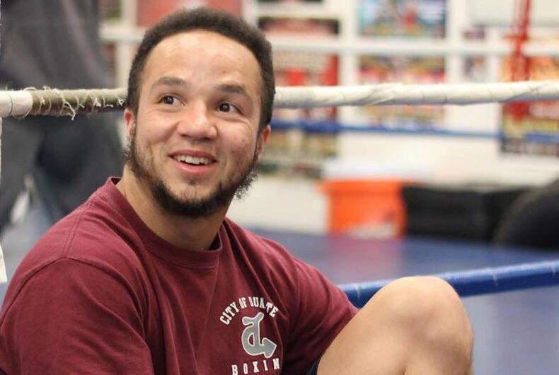 Patricio Manuel, transgender boxer