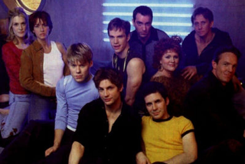 'Queer as Folk' is being rebooted & one of the former cast members has something to say