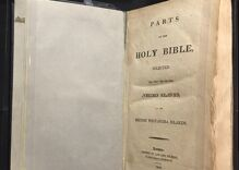 This 'Slave Bible' cut out the parts about freedom to prevent slave rebellions