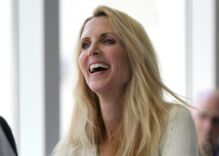 A hate group is starting a 'draft Ann Coulter' campaign to challenge Trump