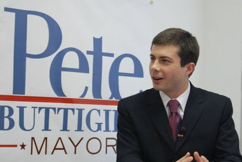 Pete Buttigieg releases free college plan that appears to best Biden's