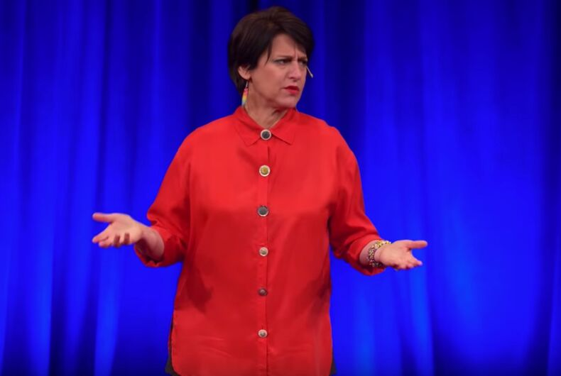Pastor Susan Cottrell