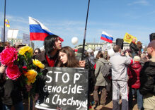 Chechnya's violent, anti-LGBTQ purge just entered its third year, and it's getting worse