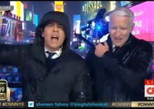 Andy Cohen fires back at New Years critics, but was he almost dropped from the show?