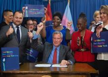 New York gets a non-binary option on birth certificates starting today