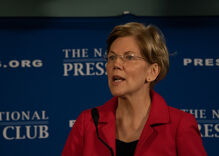 Elizabeth Warren reverses course on her infamous anti-transgender remark