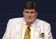 Busted! Anti-gay televangelist caught on tape admitting he's had gay sex repeatedly