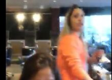 This woman went on an unhinged anti-gay tirade at a nail salon & it was all captured on video