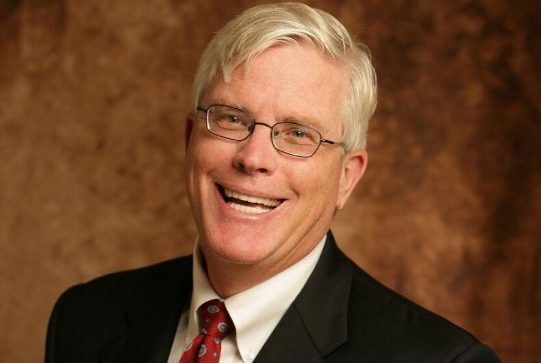 MSNBC contributor and radio host Hugh Hewitt