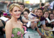J.K. Rowling sides with anti-trans activist in explosive tweet