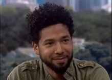 The 'Empire' star strikes back: Jussie Smollett countersues city of Chicago, police chief