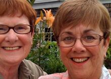 A retirement village refused a lesbian couple because of the Bible. It's perfectly legal.