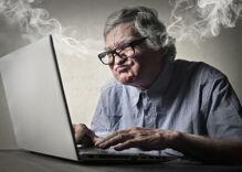 Older people & conservatives share fake news more often than anybody else