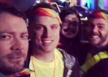 """After an Austin gay-bashing, a newly formed """"Rainbow Patrol"""" stands up"""