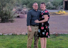 Arizona gives transgender employees less health care. So this professor is suing.