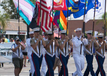 Proposal introduced to create study of the discrimination that LGBTQ vets faced for years