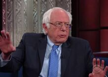 Bernie Sanders calls out support for 'Black or Latino or woman or gay' diversity