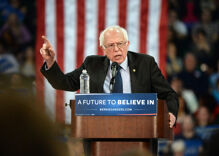 Bernie's 2016 staff is speaking out on 'sexual violence' rampant in presidential campaign